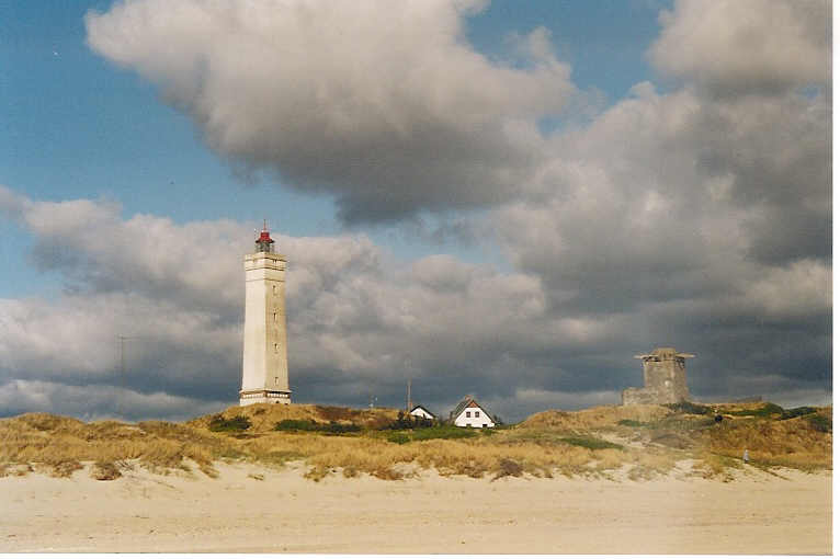 Küstenlandschaft Dänemark
