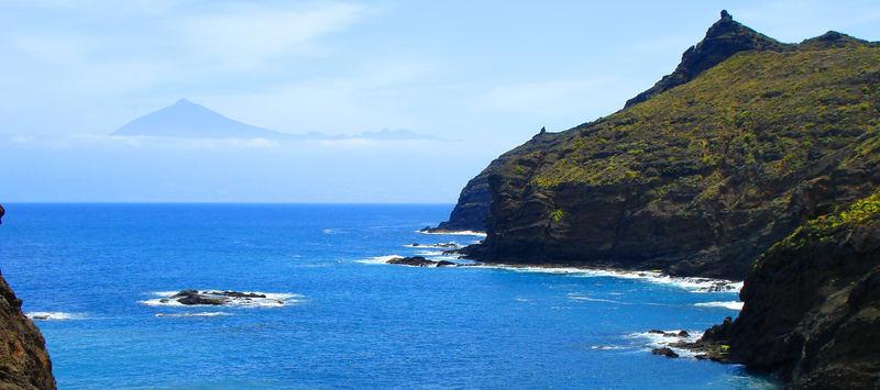 Küstenregion von La Gomera