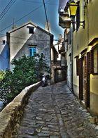 Küstenstadt Kroatien