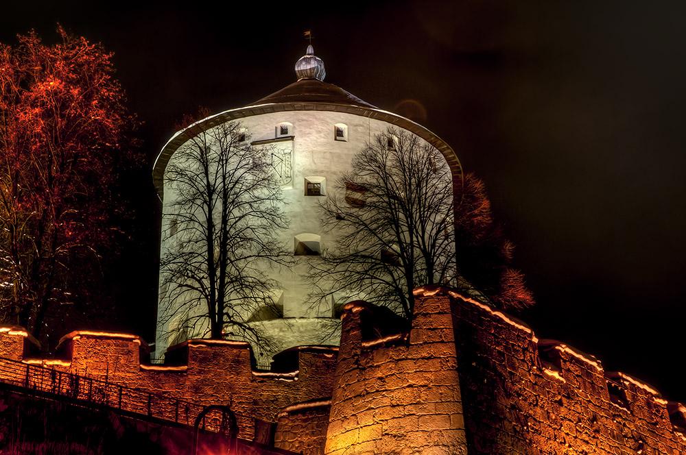 Kufstein Festung Advent-Nacht 2010