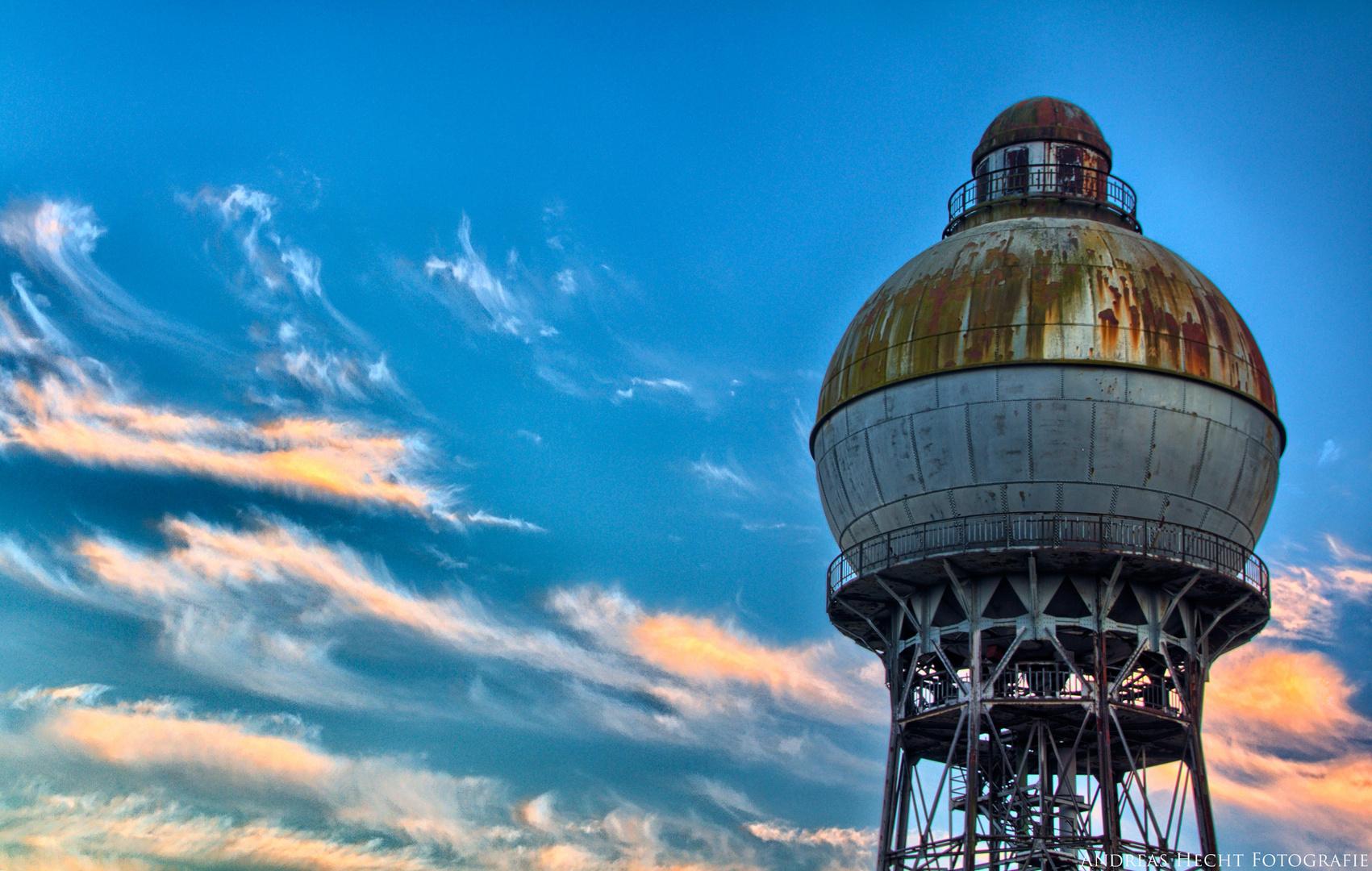 Kugelwasserturm