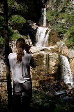 Kuhfluchtwasserfall - Farchant