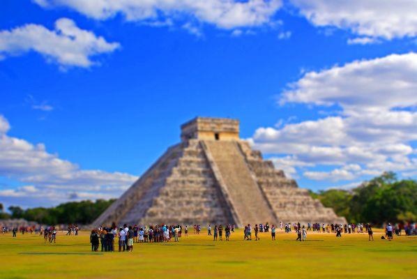 Kukulkan-Pyramide, Chichén Itza