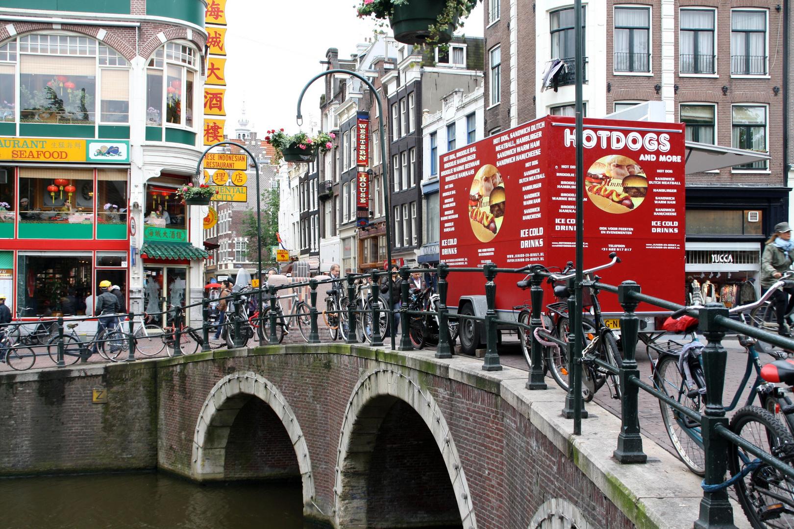 Kulinarisches aus Amsterdam