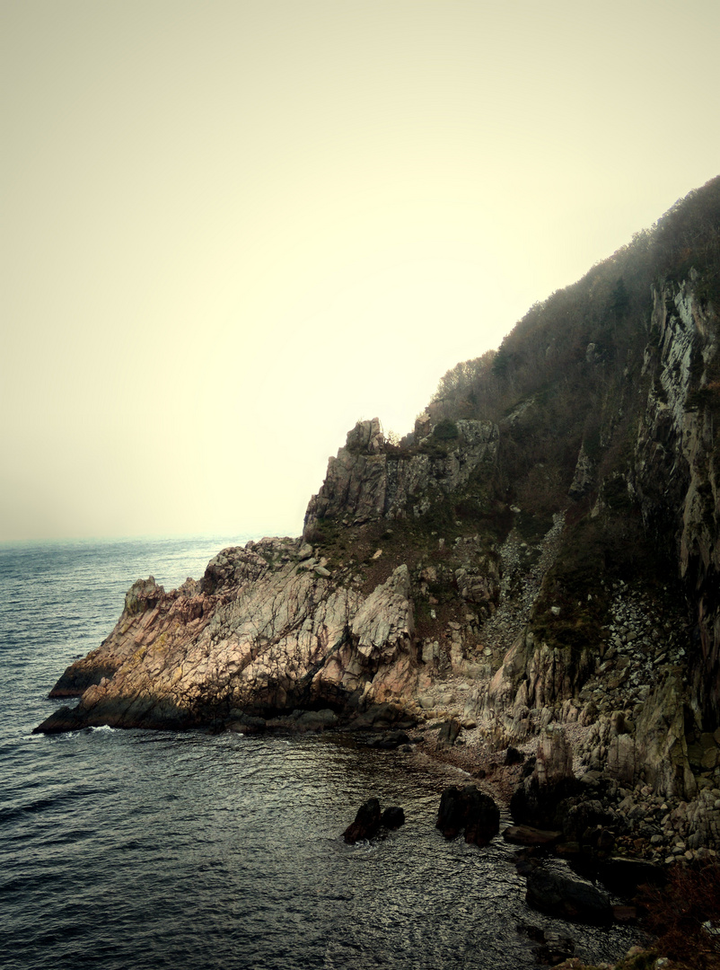 Kullaberg cliffs