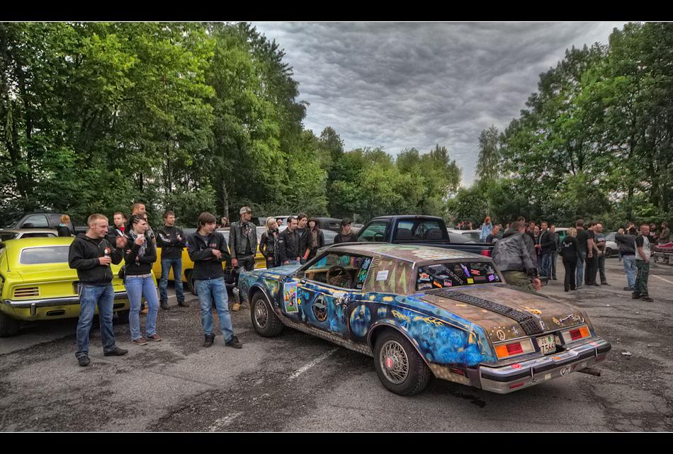 Kult - car
