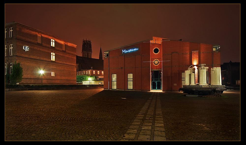 Kultur- und Stadthistorisches Museum Duisburg (Vorderansicht)