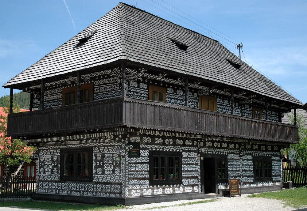 Kulturerbe aus Holz