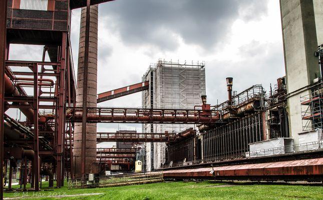 Kulturerbe Zeche Zollverein