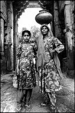 Kumbhalgarh - Doughter and Mother