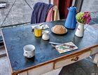 Kumpel Anton's Kaffeetafel