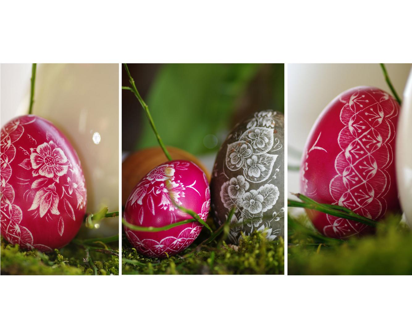 Kunst am Ei