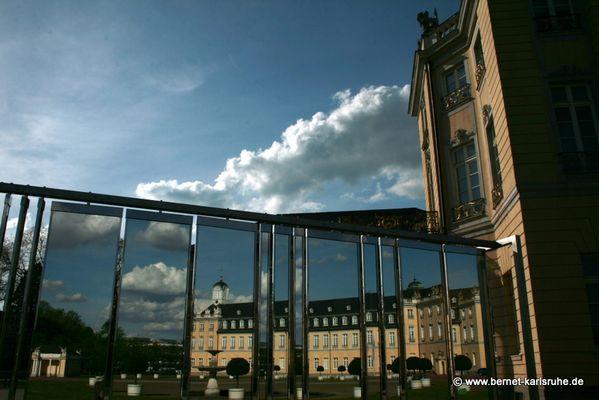 Kunst am Karlsruher Schloss