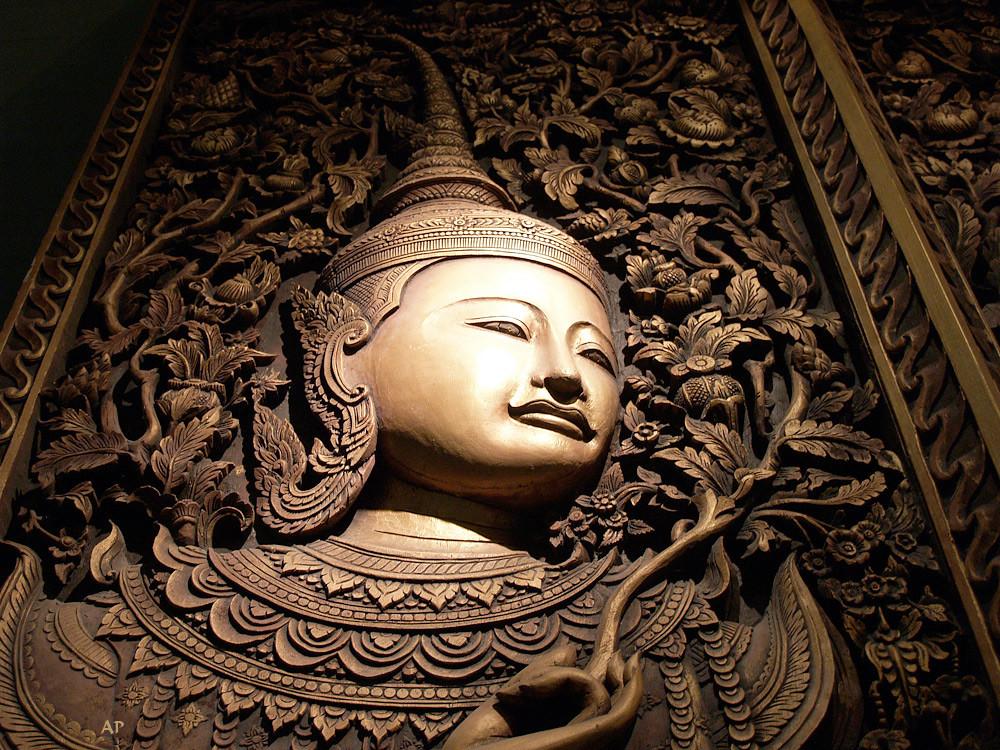 Kunst aus Asien
