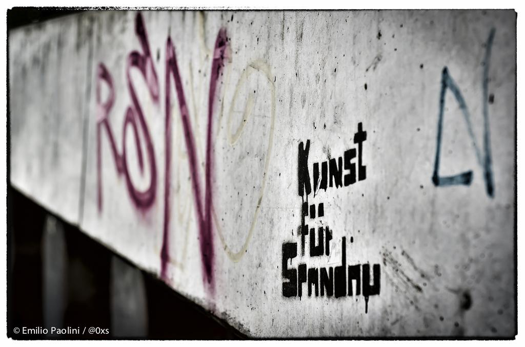 """""""kunst für spandau"""""""