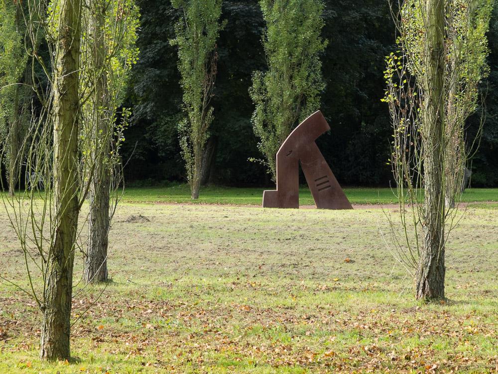 Kunst im Nordpark, Düsseldorf