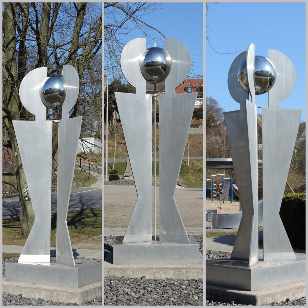 Kunst im öffentlichen Raum - Hattingen (1)