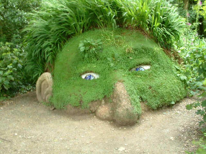 Gärten In Cornwall kunst in cornwalls gärten foto bild cornwall 2003 bilder auf