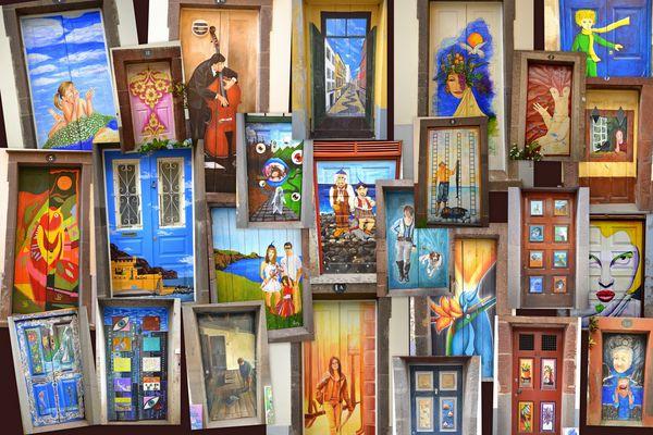 Kunst in der Altstadt