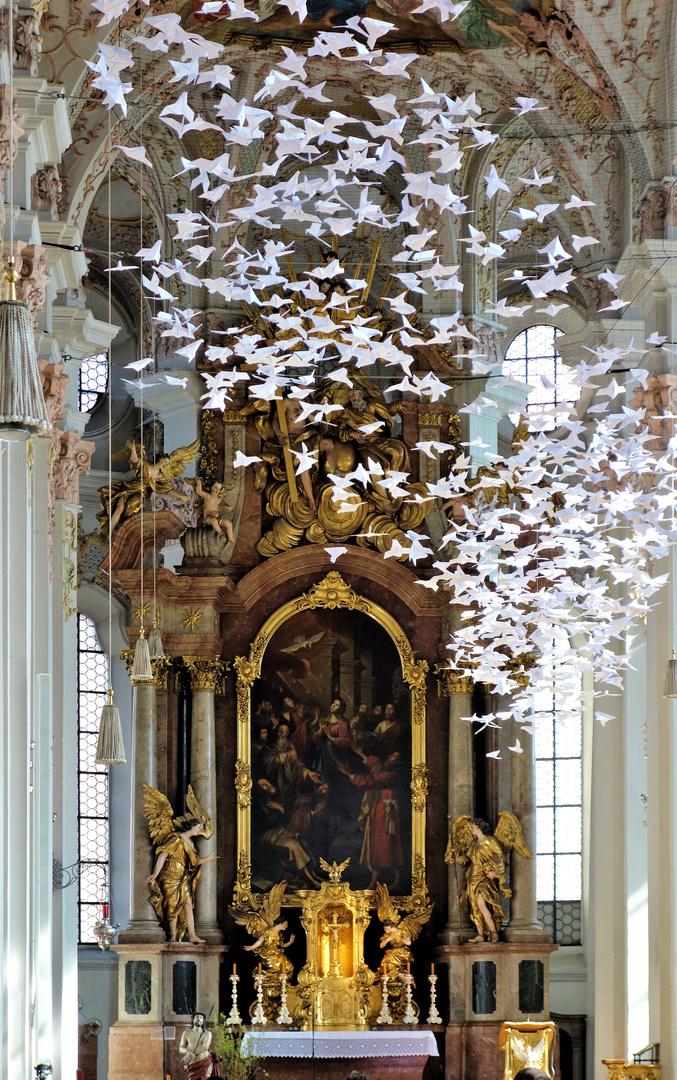 kunst in der kirche 1