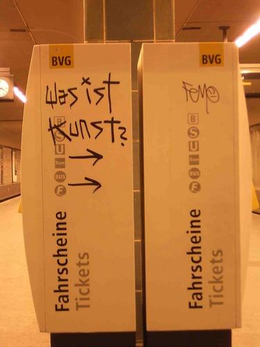 Kunst in Kreuzberg