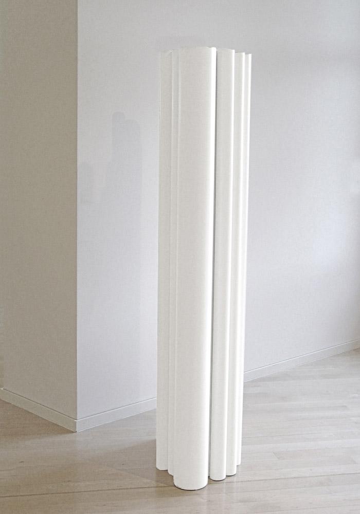 Kunst in weiß