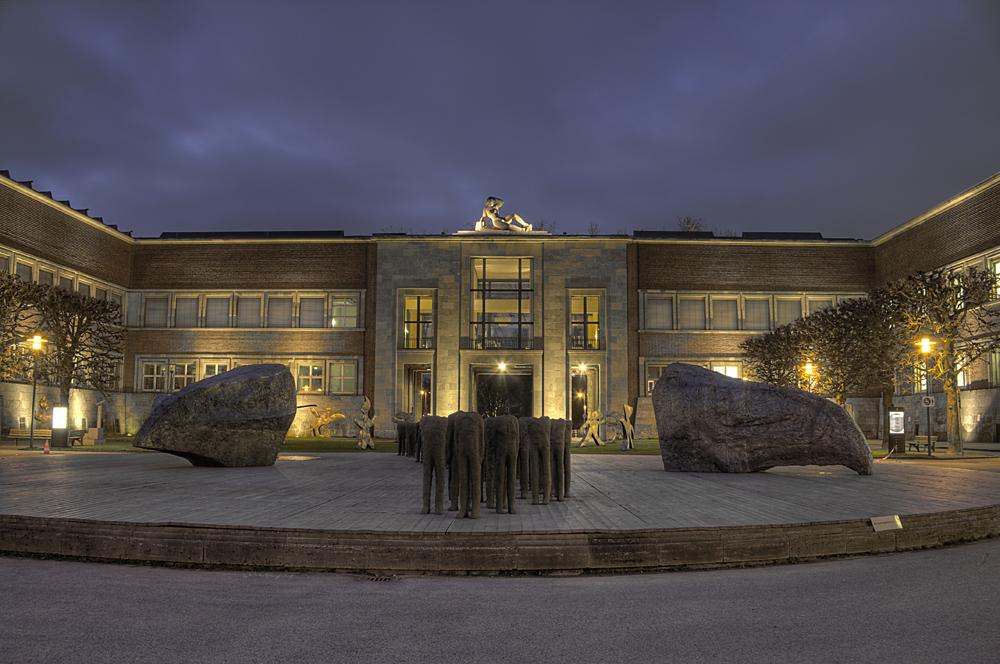 Kunst Palast Ehrenhof