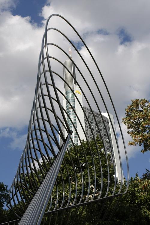 Kunst und Commerz(bank)