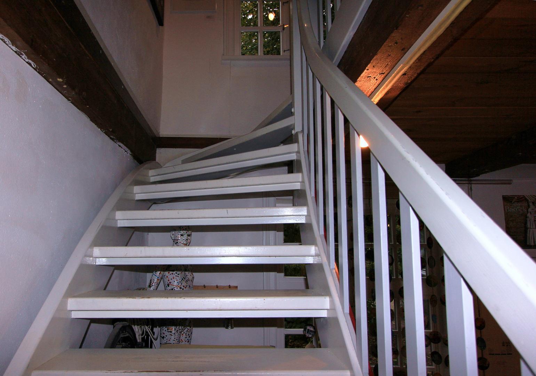 """Kunst unter der """"stillen Treppe""""!"""