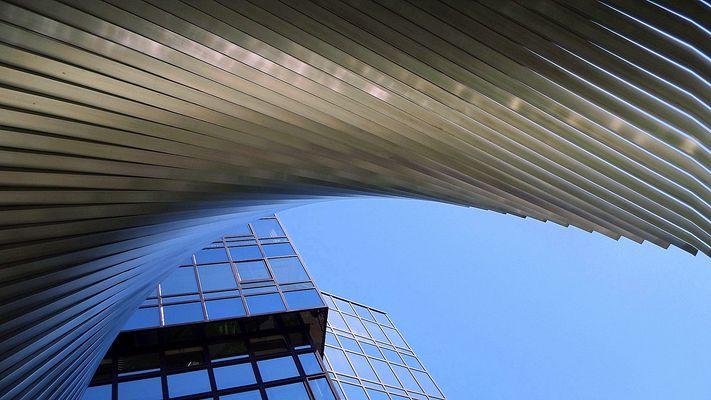 Kunst versus Architektur
