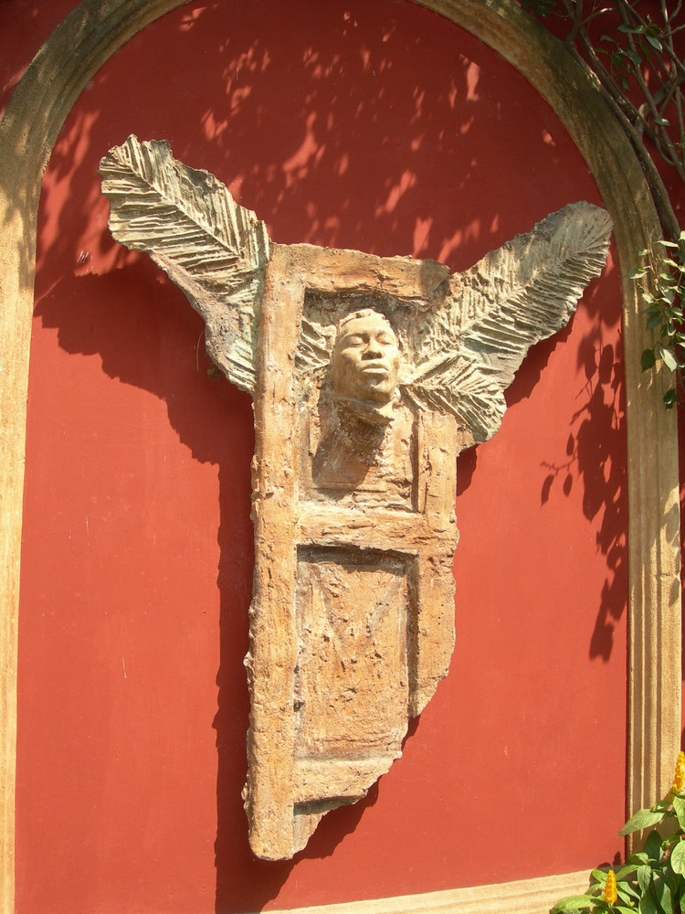 Kunst-Werk aus Guatemala von Pablo Swezey