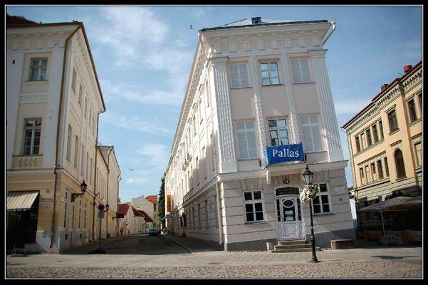 Kunstmuseum in Tartu Estland
