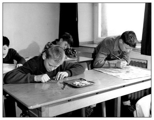 Kunstunterricht am Herder-Gymnasium 5