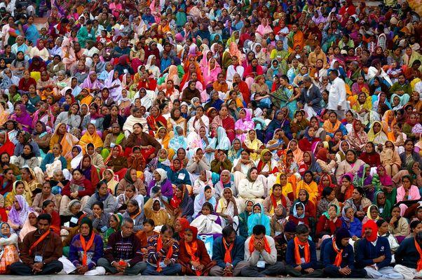 kunterbuntes Indien