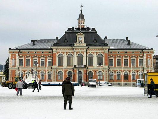 Kuopion kaupungin talo