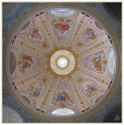 ----Kuppel der Frauenkirche----