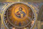 Kuppel der Grabeskirche in Jerusalem