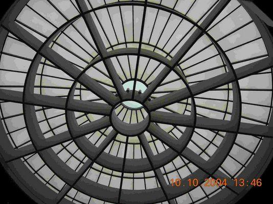 Kuppel der Pinakothek der Modernen, München