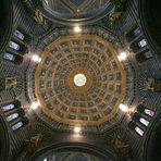 Kuppel des Doms Santa Maria zu Siena