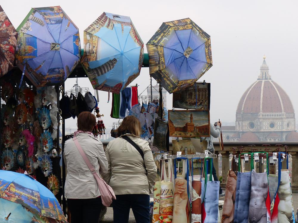 """Kuppel des """"Duomo Santa Maria del Fiore - Firenze"""""""