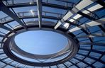 Kuppel des Reichstag - Gebaeudes