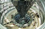 Kuppel des Reichstages in Berlin