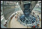 Kuppel des Reichstags in Berlin