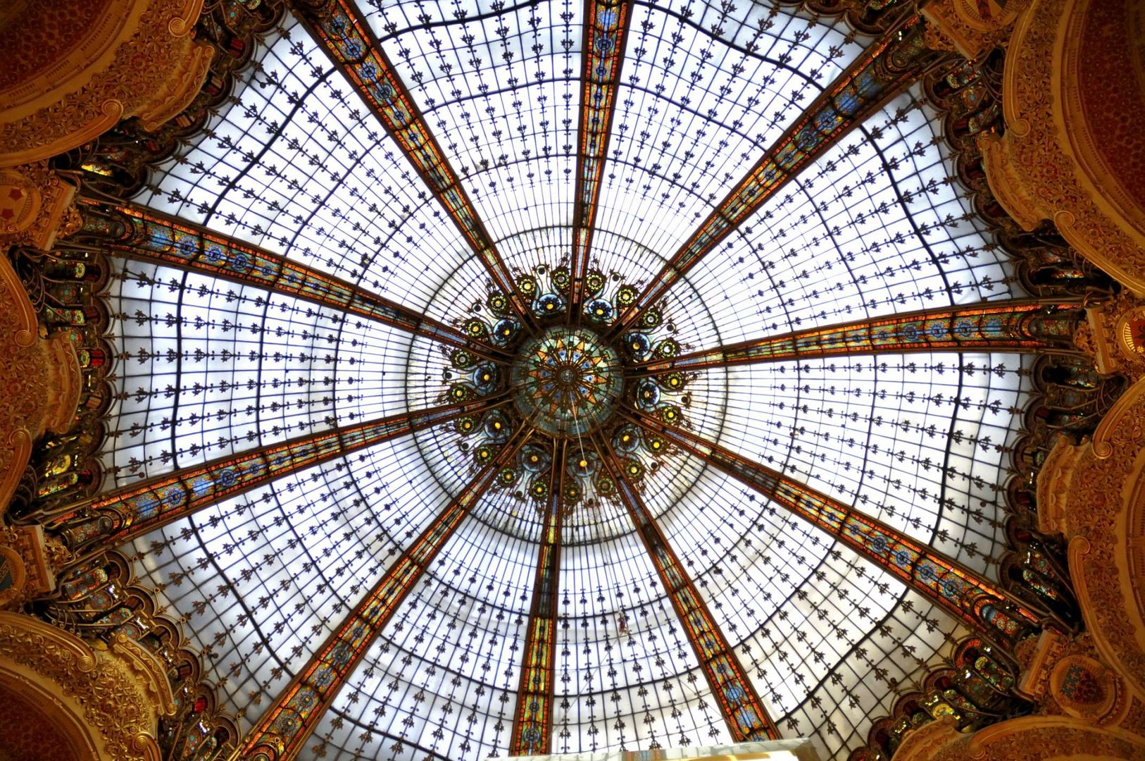 Kuppel Lafayette Paris