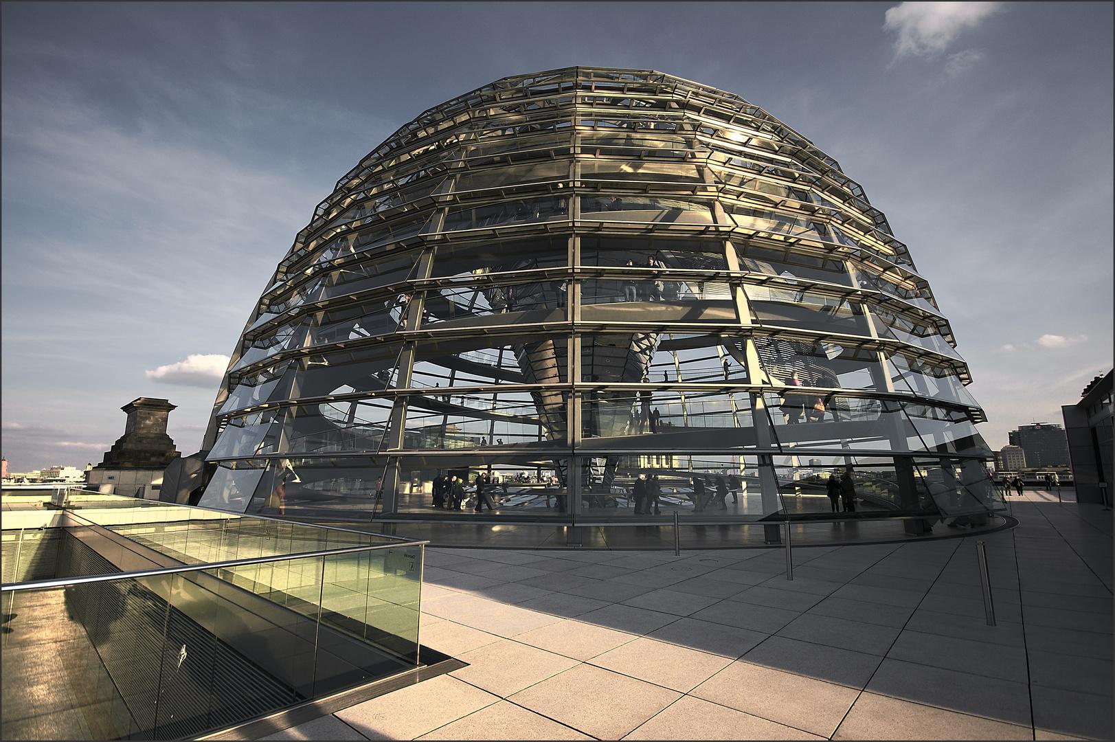 Kuppel Reichstag