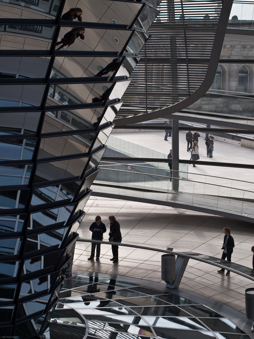 Kuppel, Reichstag (i)
