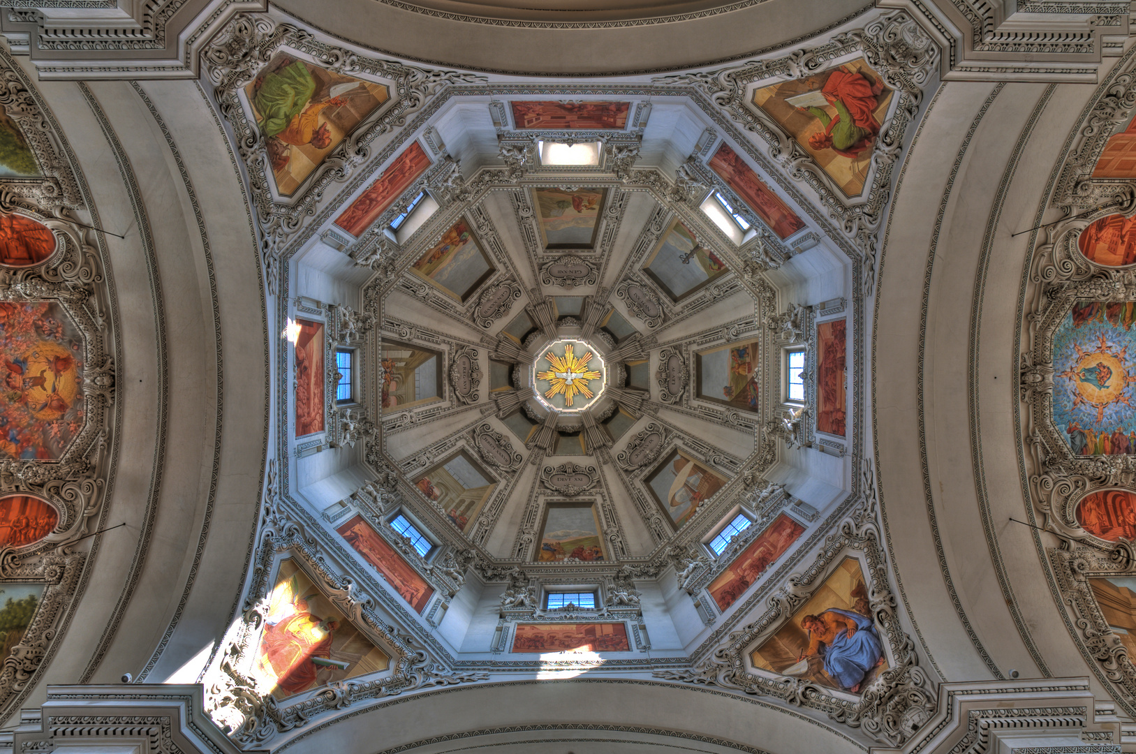 Kuppel Salzburger Dom