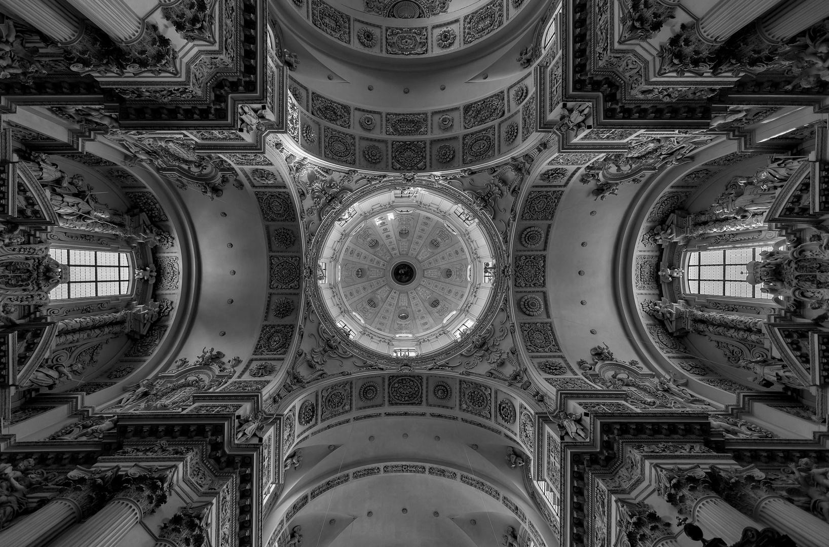 Kuppel St. Kajetan München