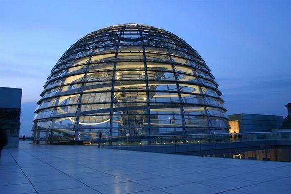 Kuppel vom Reichstag
