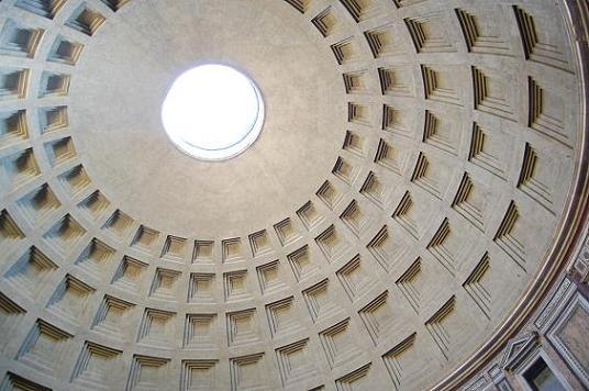 Kuppel von Pantheon